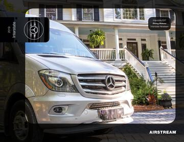 2019 Airstream Interstate Lounge EXT Touring Coach Brochure