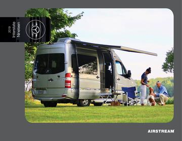 2019 Airstream Interstate Nineteen Interstate Touring Coach Brochure