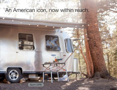 2019 Airstream Sport Travel Trailer Brochure page 3