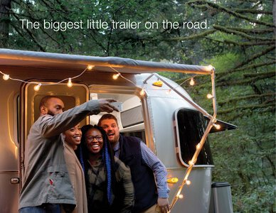 2019 Airstream Sport Travel Trailer Brochure page 9