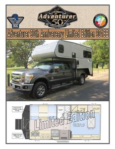 2019 Alp Adventurer 50th Anniversary 901SB Flyer page 1