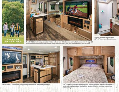 2019 Coachmen Freedom Express Brochure page 5