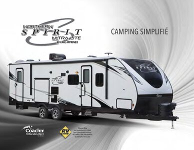 2019 Coachmen Northern Spirit French Brochure page 1