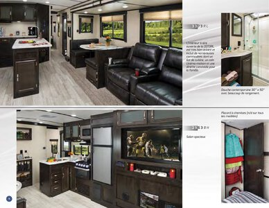 2019 Coachmen Northern Spirit French Brochure page 4