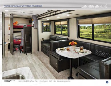 2019 Coachmen Northern Spirit French Brochure page 5
