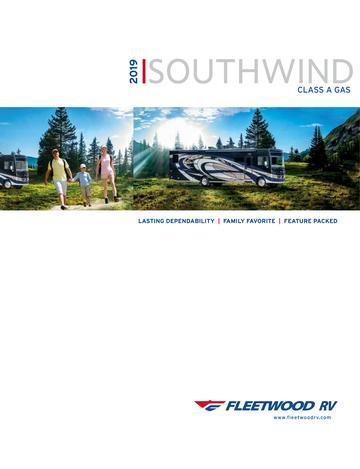View Fleetwood Brochures | Download RV brochures