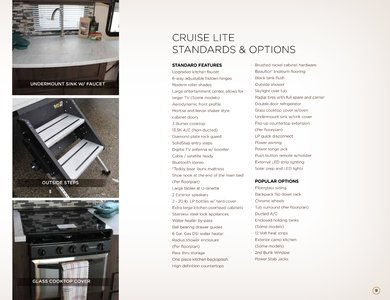 2019 Forest River Salem Cruise Lite Northwest Brochure page 9