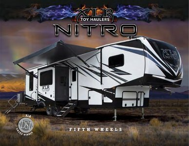 2019 Forest River Xlr Nitro Brochure page 1