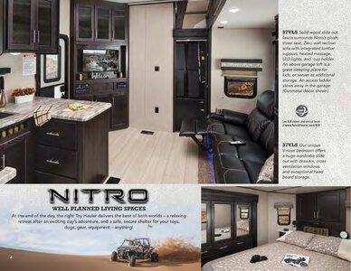 2019 Forest River Xlr Nitro Brochure page 4