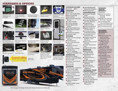 2019 Forest River Xlr Nitro Brochure page 7