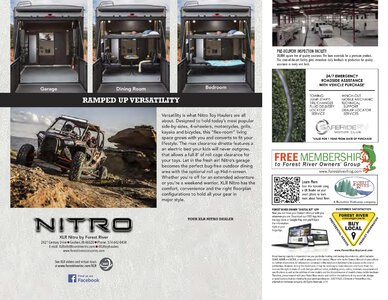 2019 Forest River Xlr Nitro Brochure page 8