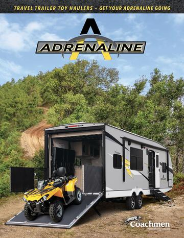2020 Coachmen Adrenaline Brochure