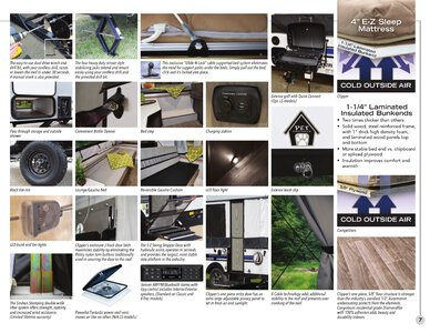 2020 Coachmen Clipper Camping Trailers Brochure page 7