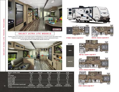 2020 Coachmen Freedom Express Brochure page 10
