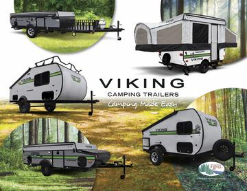 2020 Coachmen Viking Camping Trailers Brochure