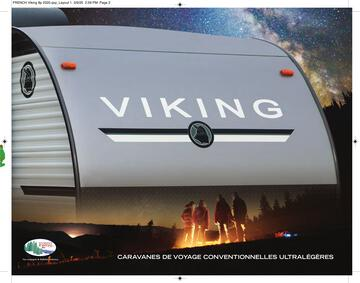 2020 Coachmen Viking Travel Trailers French Brochure