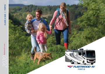 2020 Fleetwood Fortis Brochure