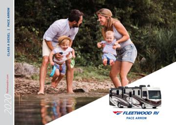 2020 Fleetwood Pace Arrow Brochure
