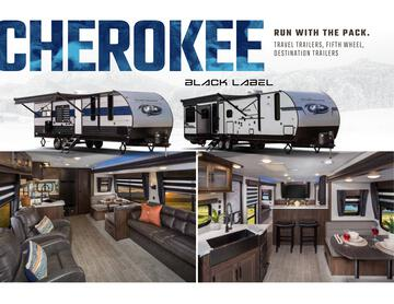 2020 Forest River Cherokee Destination Brochure