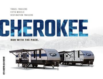2020 Forest River Cherokee Digital Brochure