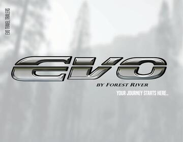 2020 Forest River Evo Midwest Brochure