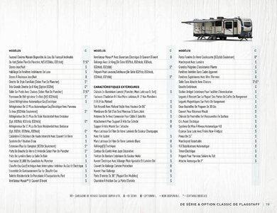 2020 Forest River Flagstaff Travel Trailers French Brochure page 19