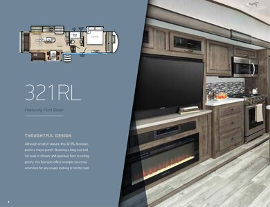2020 Forest River Sandpiper Fifth Wheels Brochure page 4