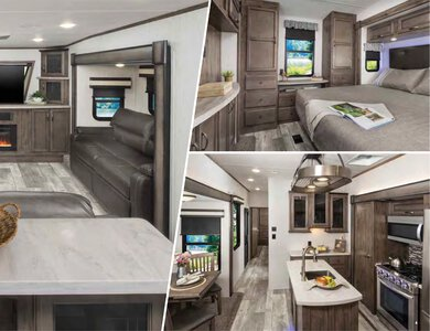 2020 Forest River Sandpiper Fifth Wheels Brochure page 7