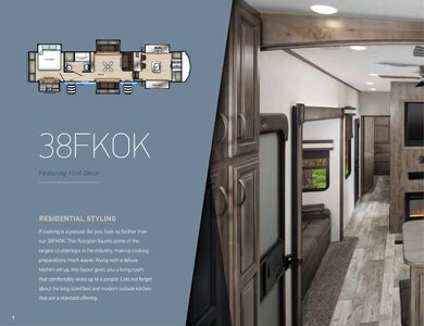 2020 Forest River Sandpiper Fifth Wheels Brochure page 8
