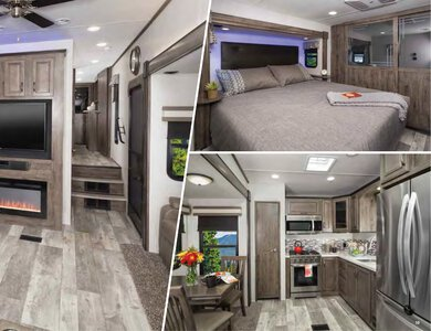 2020 Forest River Sandpiper Fifth Wheels Brochure page 11