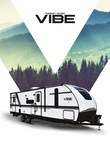 2020 Forest River Vibe Midwest Brochure