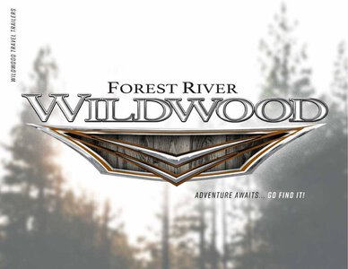 2020 Forest River Wildwood West Brochure page 1