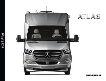 2021 Airstream Atlas Touring Coach Brochure