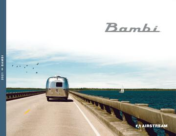 2021 Airstream Bambi Travel Trailer Brochure