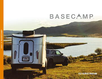 2021 Airstream Basecamp Travel Trailer Brochure