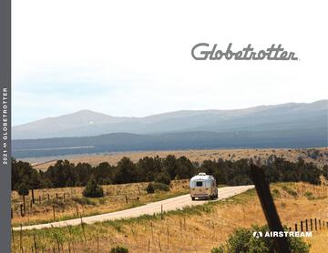 2021 Airstream Globetrotter Travel Trailer Brochure