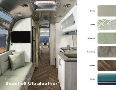 2021 Airstream International Travel Trailer Brochure page 12