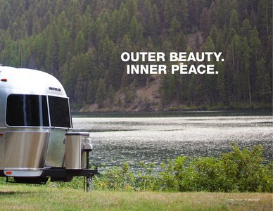 2021 Airstream International Travel Trailer Brochure page 15