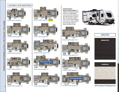 2021 Coachmen Freedom Express Brochure page 6