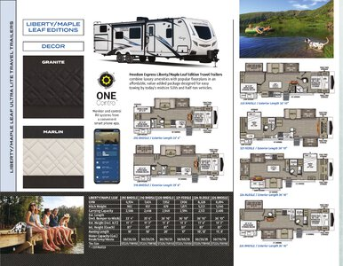 2021 Coachmen Freedom Express Brochure page 8