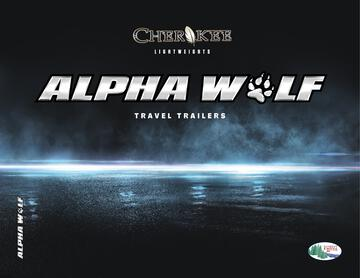 2021 Forest River Alpha Wolf Brochure