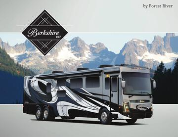 2021 Forest River Berkshire XLT Brochure