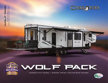 2021 Forest River Cherokee Wolf Pack Brochure