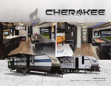 2021 Forest River Cherokee Brochure