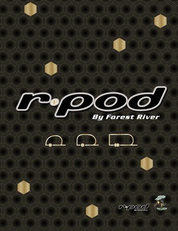 2021 Forest River R-Pod Brochure