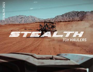2021 Forest River Stealth Toy Haulers Brochure
