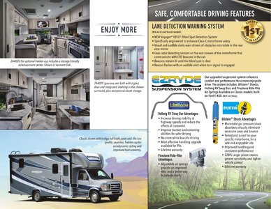 2021 Forest River Sunseeker Brochure page 5