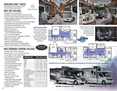 2021 Forest River Sunseeker Brochure page 10