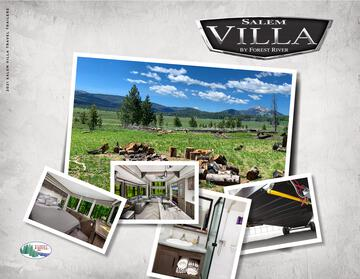 2021 Forest River Villa French Brochure