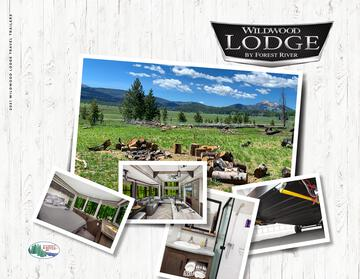 2021 Forest River Wildwood Lodge French Brochure